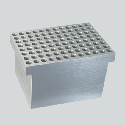 Block, 1 x 96-well PCR plate (Single block model only)