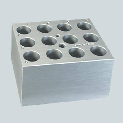 Block, 12×15-16mm (or 12x10ml blood tube)