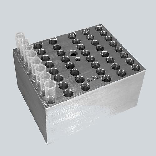 Block, Microtube Strips (2.0 ml) 6 Strips