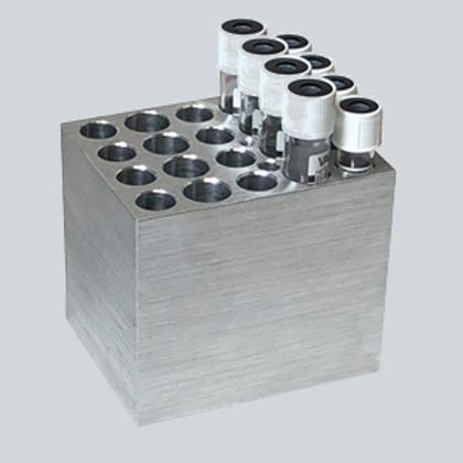 Block, 12 x 13mm & 8 x 16mm (Blood Collection Combi-Block)
