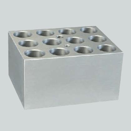 Block, 12 x 5ml centrifuge tubes (17mm diameter)