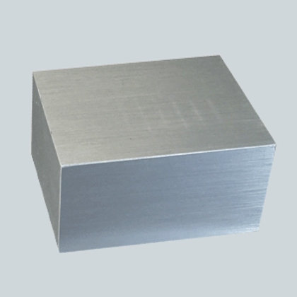 Block, solid, for slides or custom machining