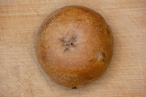 Cinnamon Raisin Bagel