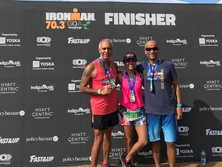Race Report: Ironman Goa70.3