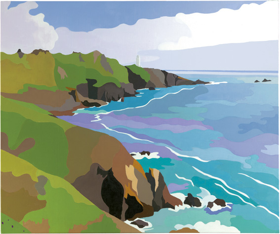 Spring Day at Start Point SOLD
