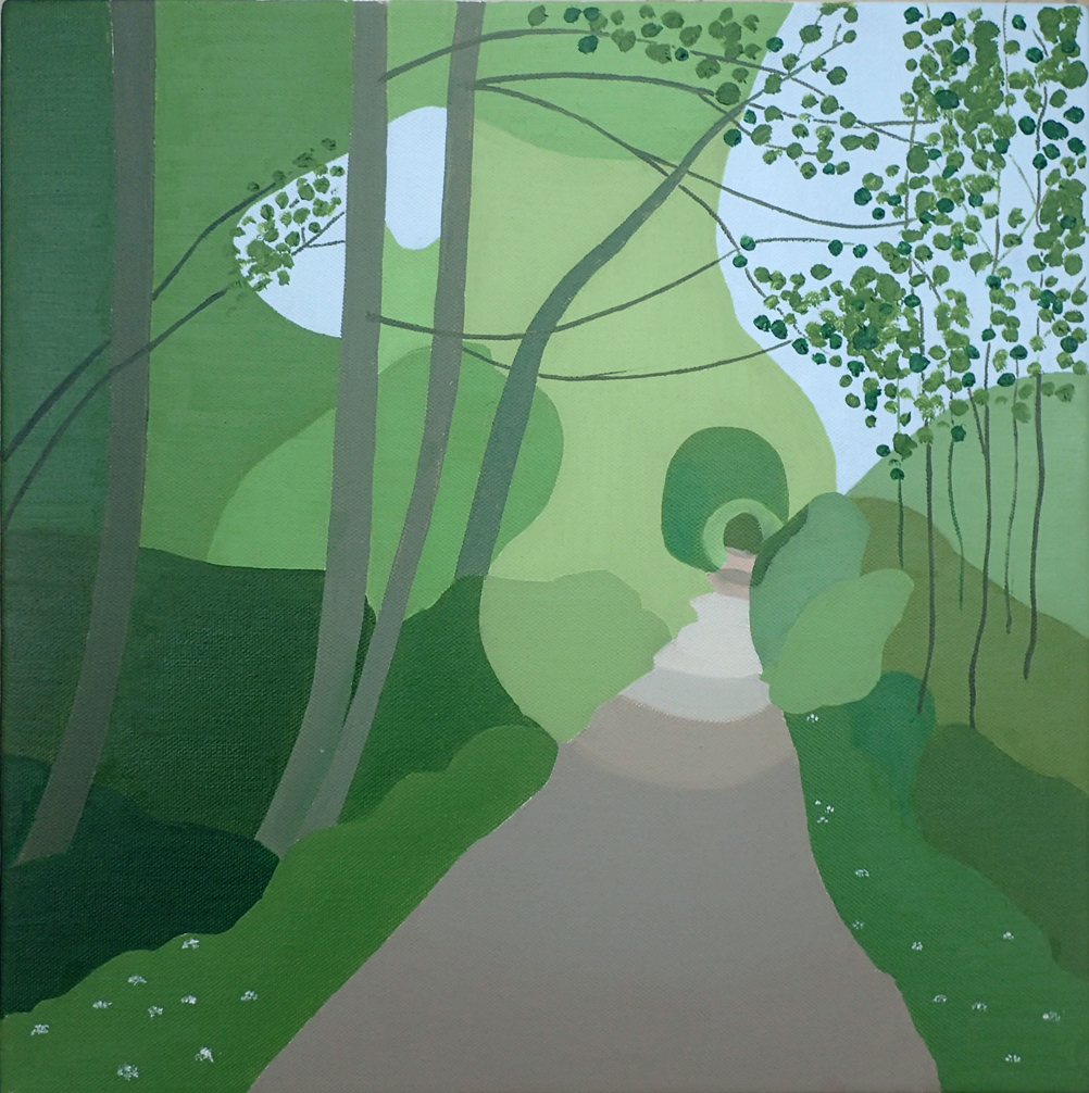 A walk up the lane (Fishchowters)