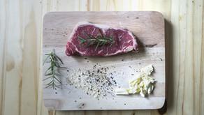 Stek grillowany