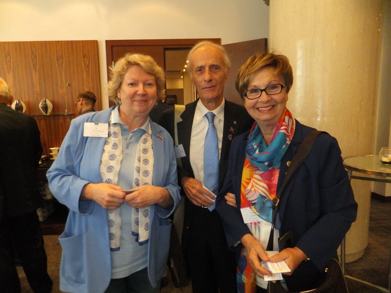 Olga/Carlogiorgio/Fernanda