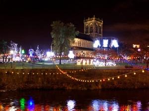 Paisley Christmas Lights (Switch on)