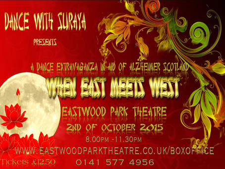 When East Meets West 2nd October 2015