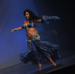 Belly Dance Performer Glasgow