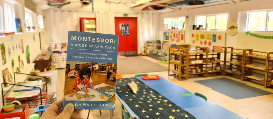 Half Term Break for our Montessori Nursery in Belsize Park.
