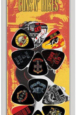GUNS N' ROSES Official Licensed Picks 12Pcs. Set