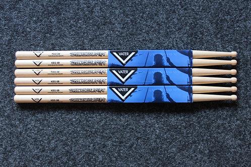 Drumsticks VATER Keg 5B SIDEBURN