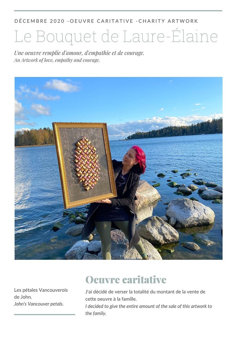 oeuvre symbolique Maria Rosa de l'artiste Mdauteuil