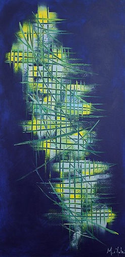 artiste peintre contemporain connu