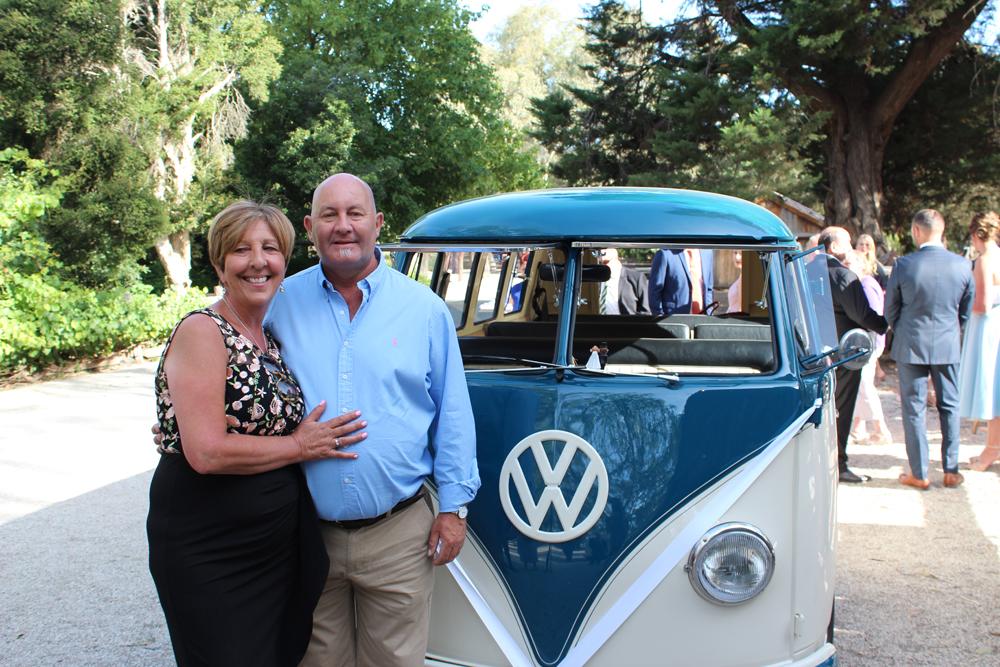 Kombi & Beetle Wedding Car Hire by Fisch & Co. - Emily & Michael (50)