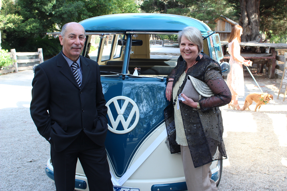 Kombi & Beetle Wedding Car Hire by Fisch & Co. - Emily & Michael (64)