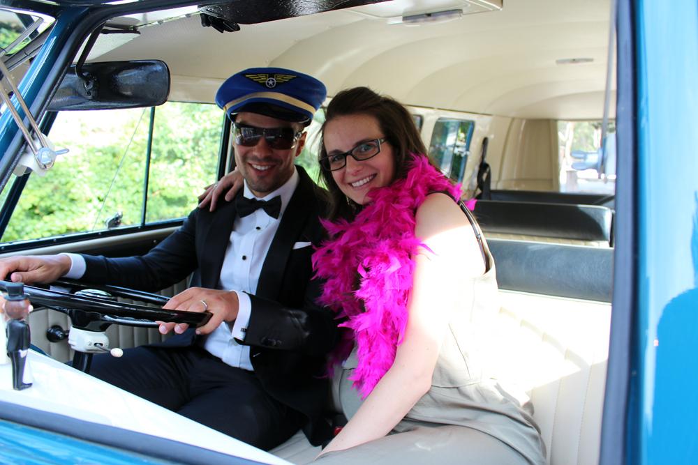 Kombi & Beetle Wedding Car Hire by Fisch & Co. - Emily & Michael (41)