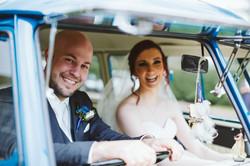 Kombi & Beetle Wedding Car Hire