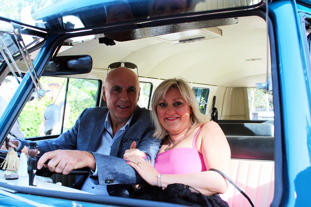 Kombi & Beetle Wedding Car Hire by Fisch & Co. - Emily & Michael (74)