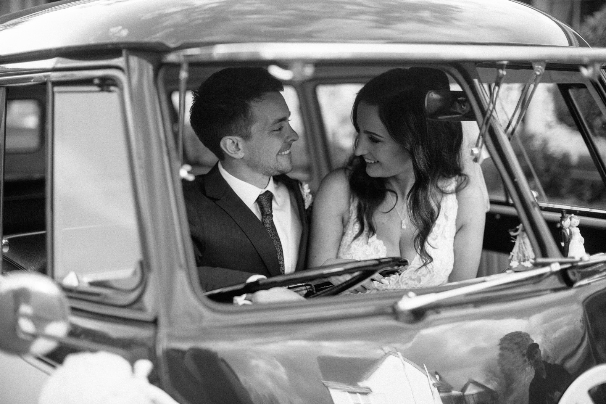 Kombi & Beetle Wedding Car Hire by Fisch & Co. Photo by Shannaya Photo & Video (7)