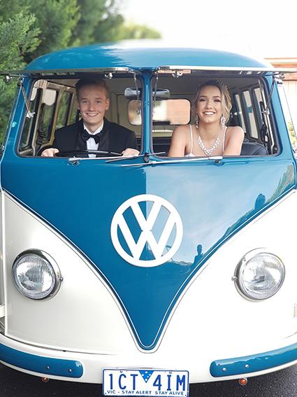 Casey Grammer Debutante Ball - Photo's by Kombi & Beetle Wedding & Debutante Car Hire (12)