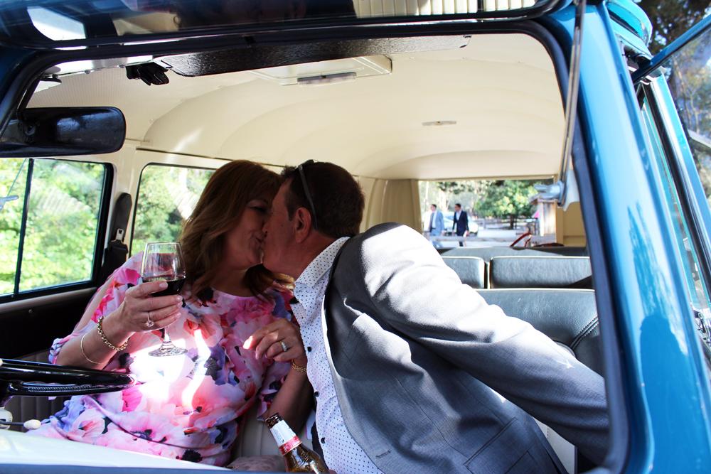 Kombi & Beetle Wedding Car Hire by Fisch & Co. - Emily & Michael (86)