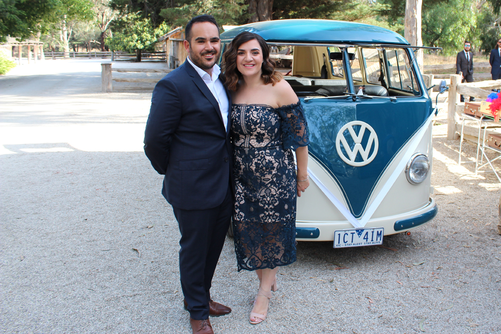 Kombi & Beetle Wedding Car Hire by Fisch & Co. - Emily & Michael (59)