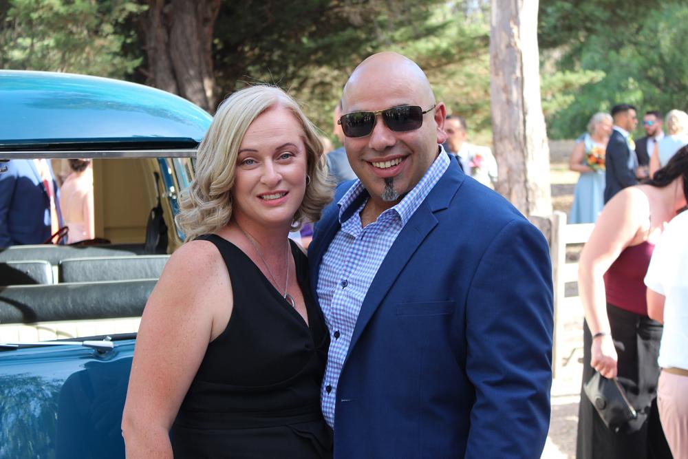 Kombi & Beetle Wedding Car Hire by Fisch & Co. - Emily & Michael (49)