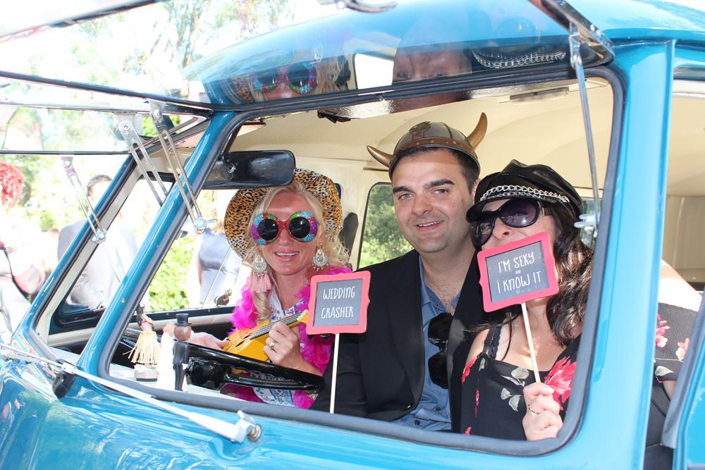 Kombi & Beetle Wedding Car Hire by Fisch & Co. - Emily & Michael (75)