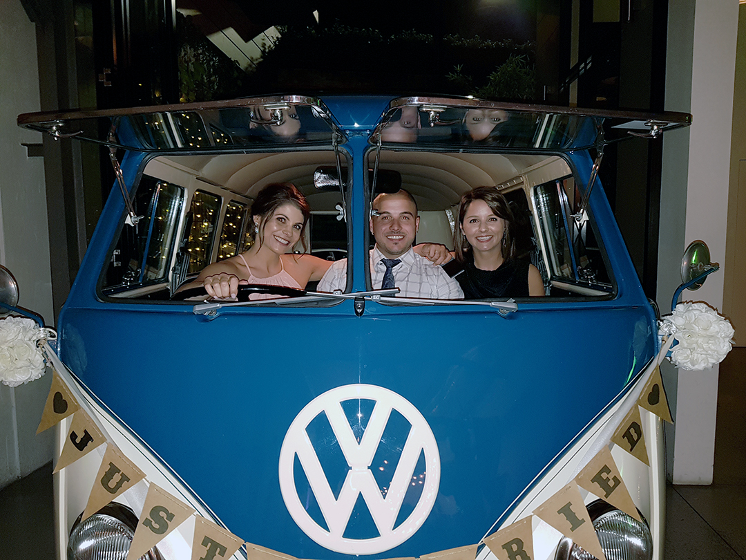 Kombi & Beetle Wedding Car Hire by Fisch & Co. -Chrissy & Chris (26)