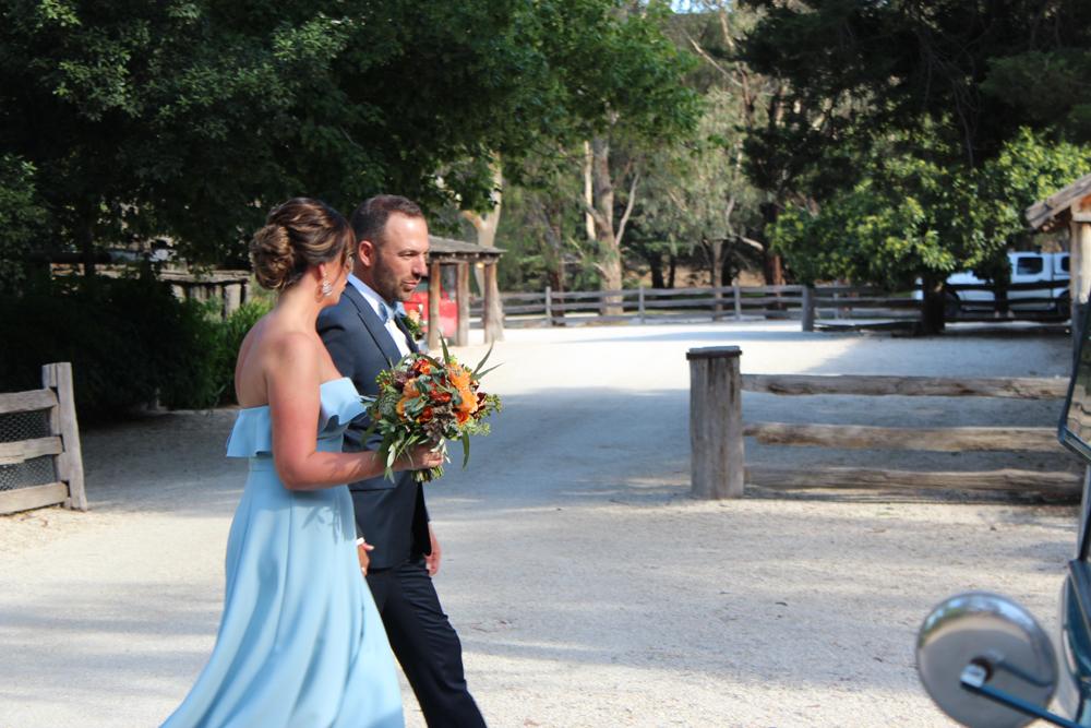 Kombi & Beetle Wedding Car Hire by Fisch & Co. - Emily & Michael (34)
