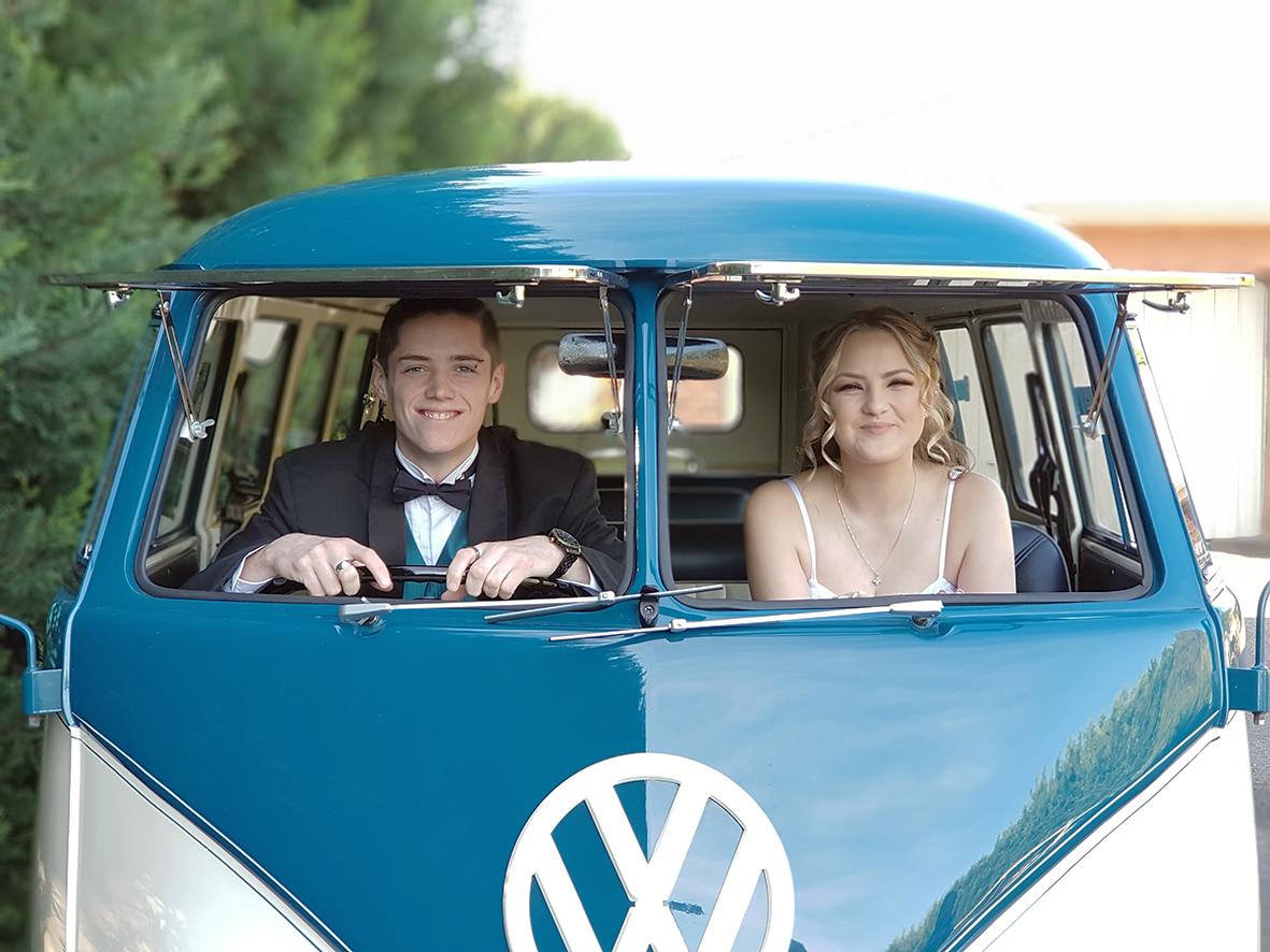 Casey Grammer Debutante Ball - Photo's by Kombi & Beetle Wedding & Debutante Car Hire (3)