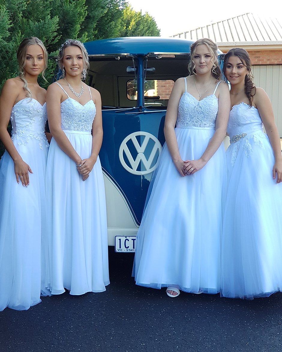 Casey Grammer Debutante Ball - Photo's by Kombi & Beetle Wedding & Debutante Car Hire (25)