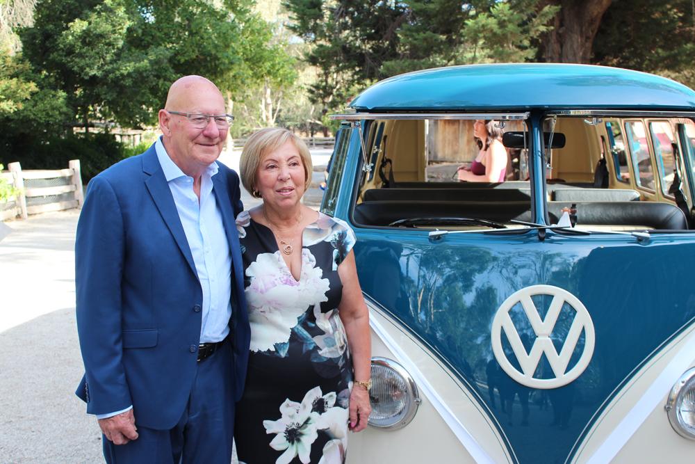 Kombi & Beetle Wedding Car Hire by Fisch & Co. - Emily & Michael (53)