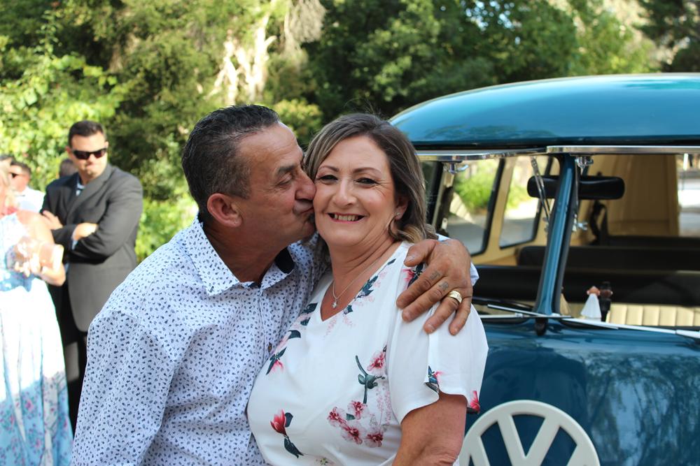 Kombi & Beetle Wedding Car Hire by Fisch & Co. - Emily & Michael (68)