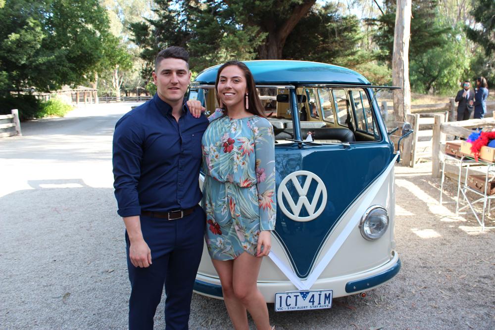 Kombi & Beetle Wedding Car Hire by Fisch & Co. - Emily & Michael (55)
