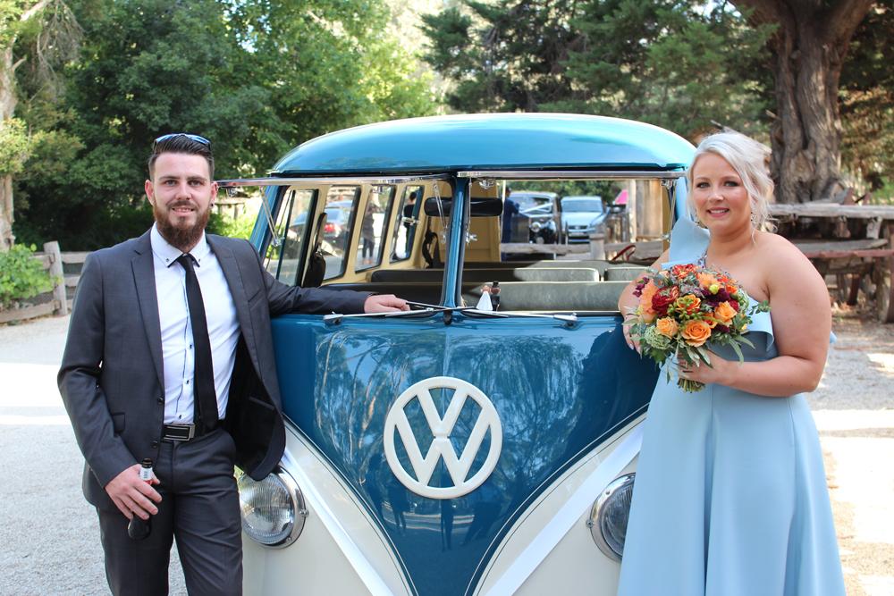 Kombi & Beetle Wedding Car Hire by Fisch & Co. - Emily & Michael (95)