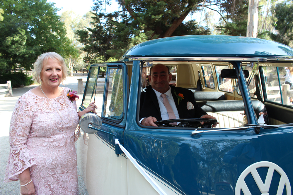 Kombi & Beetle Wedding Car Hire by Fisch & Co. - Emily & Michael (44)