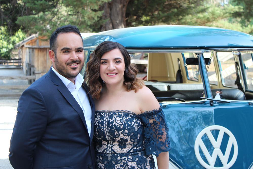 Kombi & Beetle Wedding Car Hire by Fisch & Co. - Emily & Michael (60)