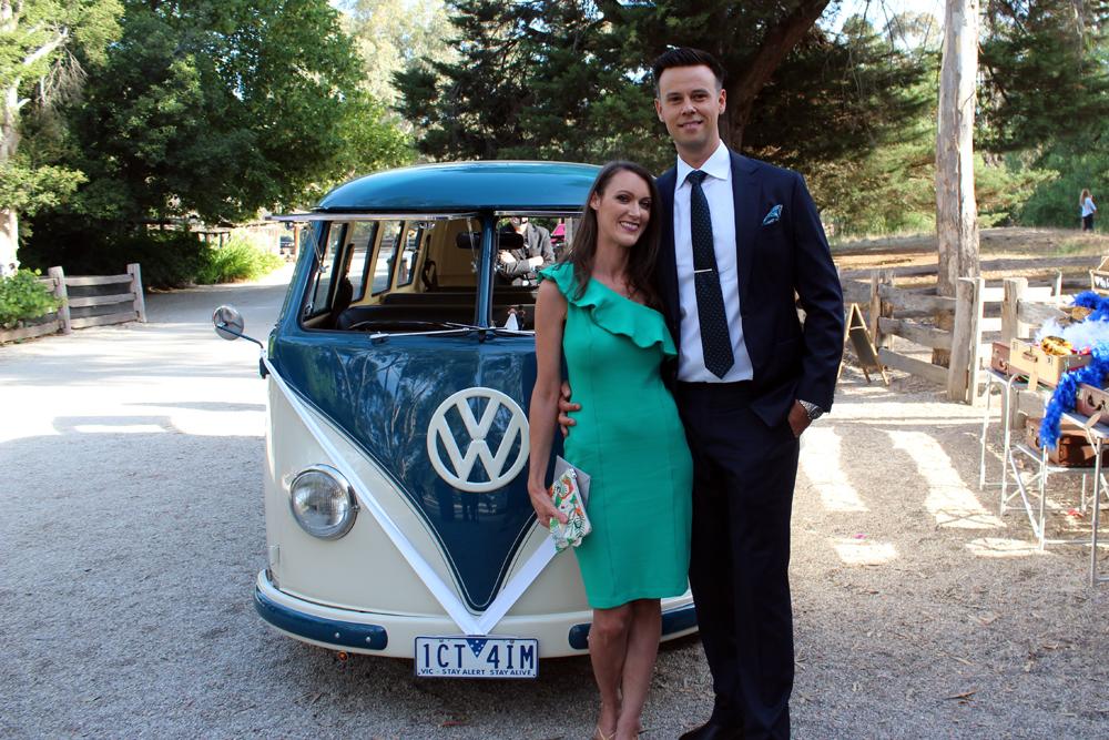 Kombi & Beetle Wedding Car Hire by Fisch & Co. - Emily & Michael (78)