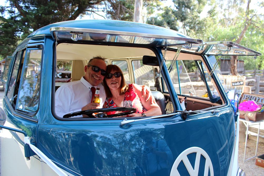 Kombi & Beetle Wedding Car Hire by Fisch & Co. - Emily & Michael (93)