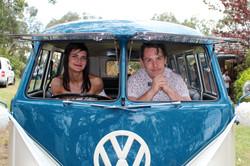 Carlie & Tim