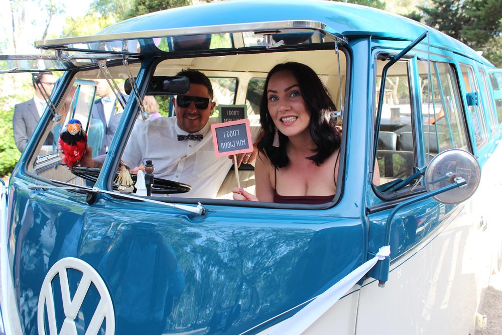 Kombi & Beetle Wedding Car Hire by Fisch & Co. - Emily & Michael (51)