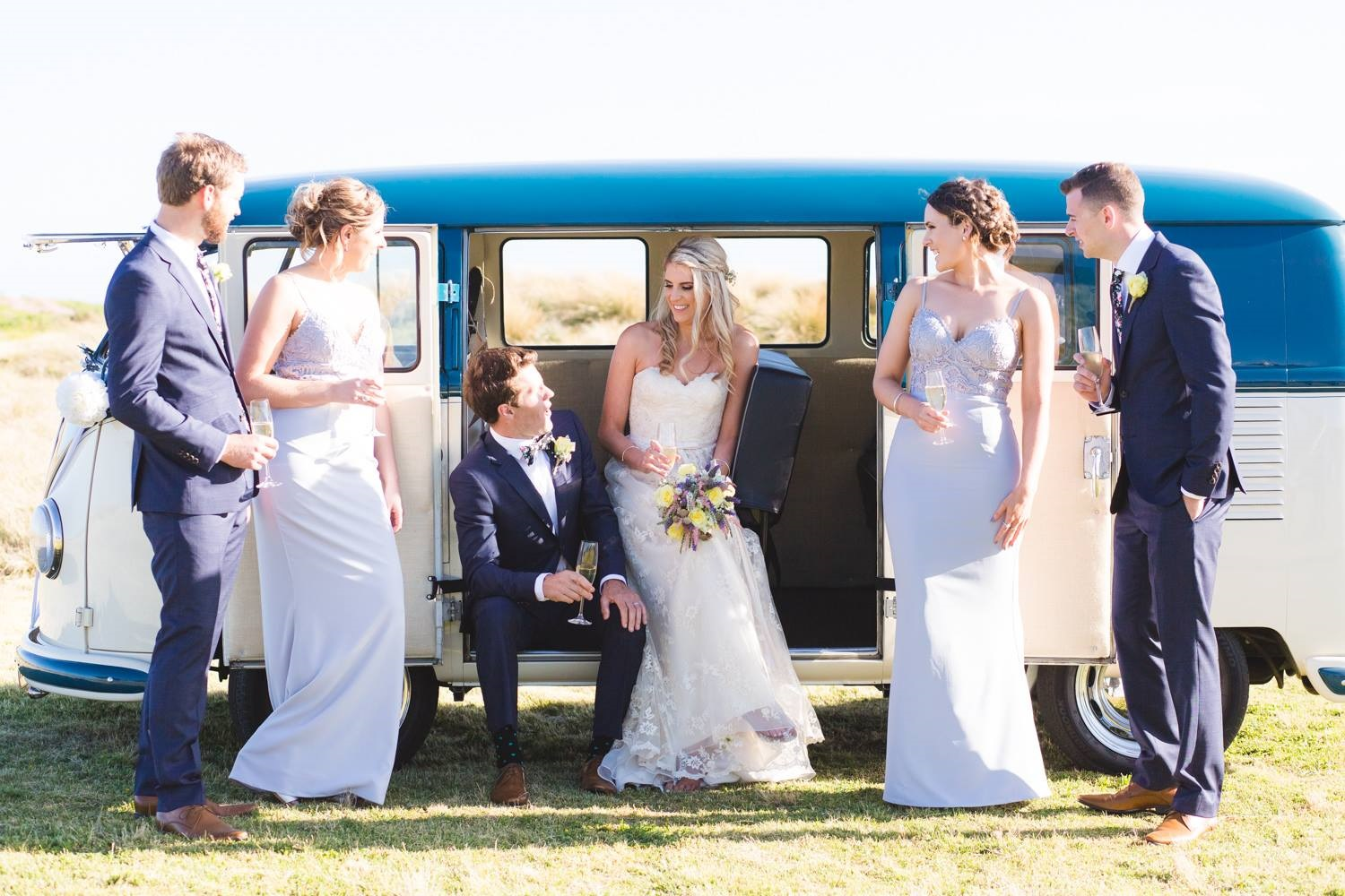 Kombi & Beetle Wedding Car Hire