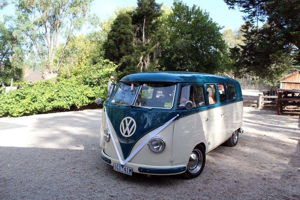 Kombi & Beetle Wedding Car Hire by Fisch & Co. - Emily & Michael (24)