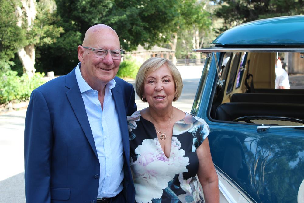 Kombi & Beetle Wedding Car Hire by Fisch & Co. - Emily & Michael (54)