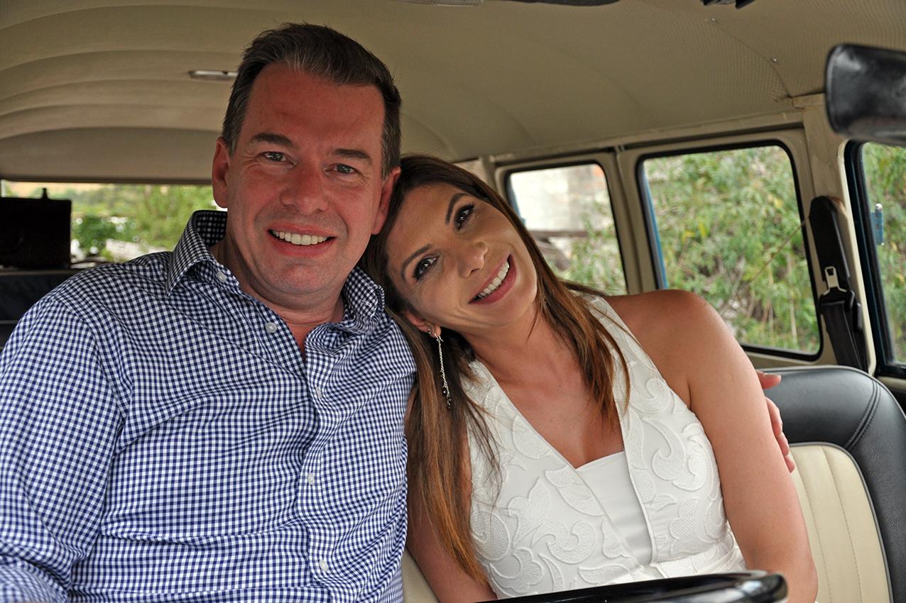 Michelle & Zed