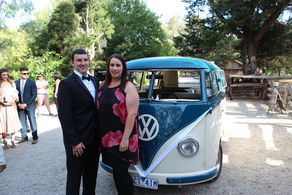 Kombi & Beetle Wedding Car Hire by Fisch & Co. - Emily & Michael (65)